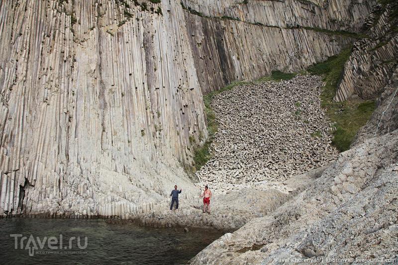 Сахалинская область. Кунашир / Фото из России