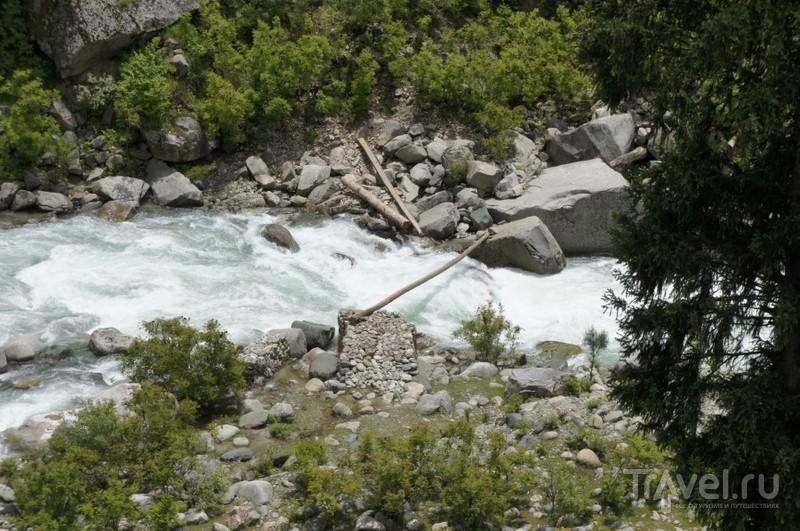 Путешествие по Индии: Гималаи, Naranag и цыганские землянки / Индия