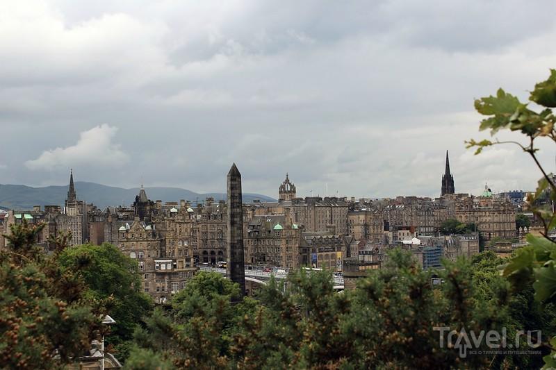 Эдинбург. Калтон Хилл / Великобритания