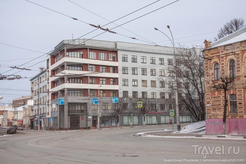 Иваново: город без центра / Россия