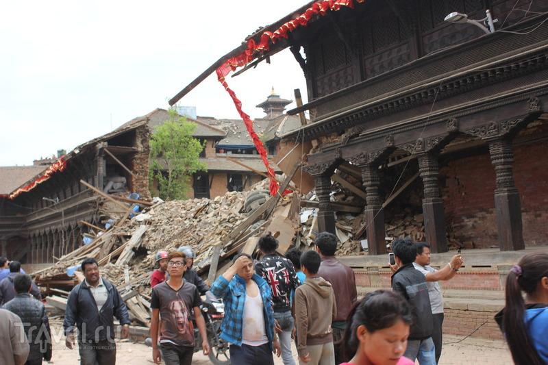 Как выжить в землетрясении / Непал
