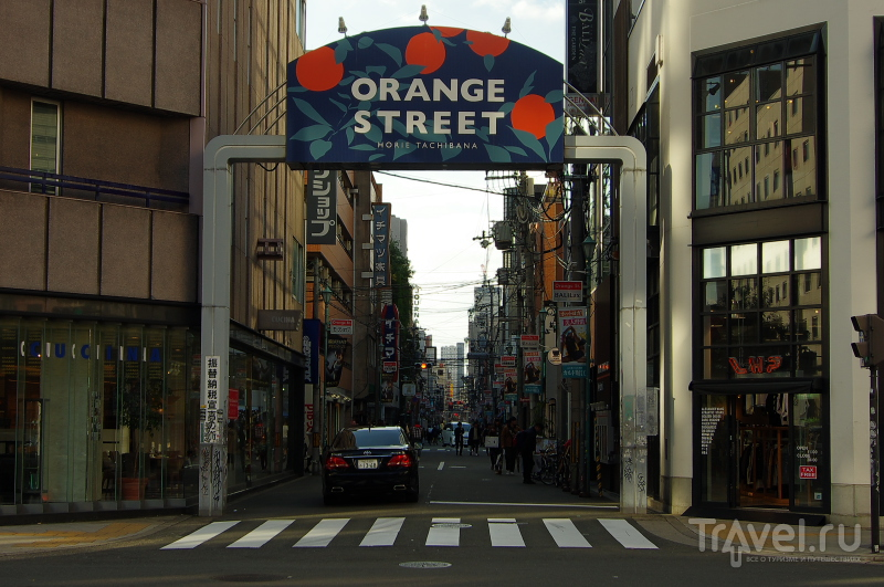 Недооценённая Осака / Фото из Японии