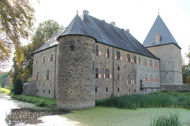 Замок Кемнаде, Северный Рейн - Вестфалия / Германия