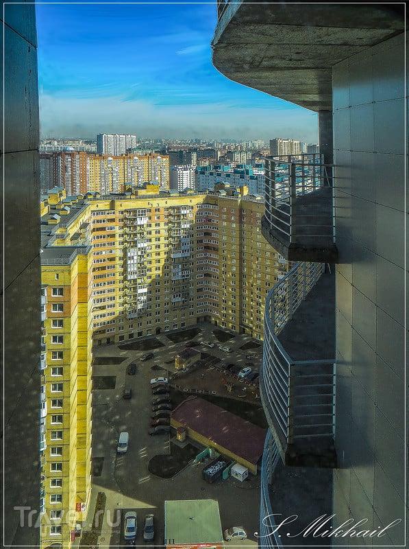 Туристская улица / Россия