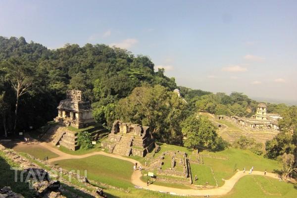 Древний город тысячи ступенек / Мексика