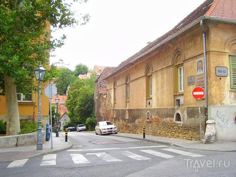 Хорватия. Загреб. Чрномерец и Шестины / Хорватия