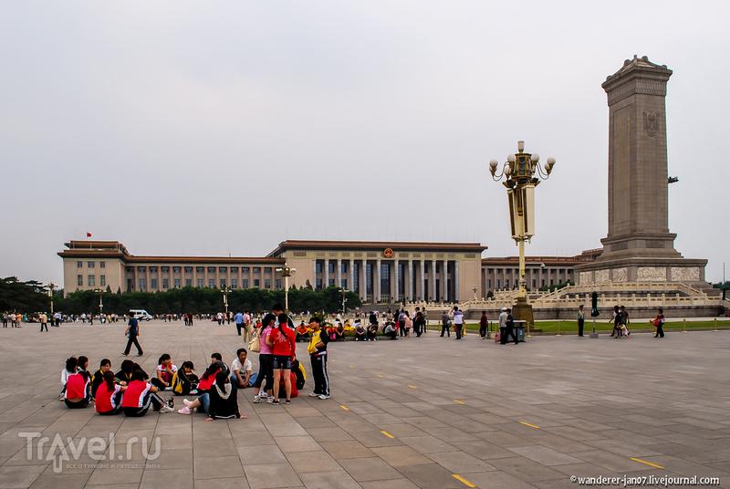Пекин. Запретный город / Фото из Китая