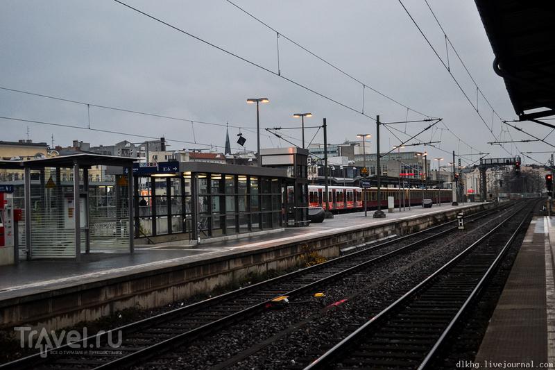 Bad Saarow - термальные купальни под Берлином / Германия