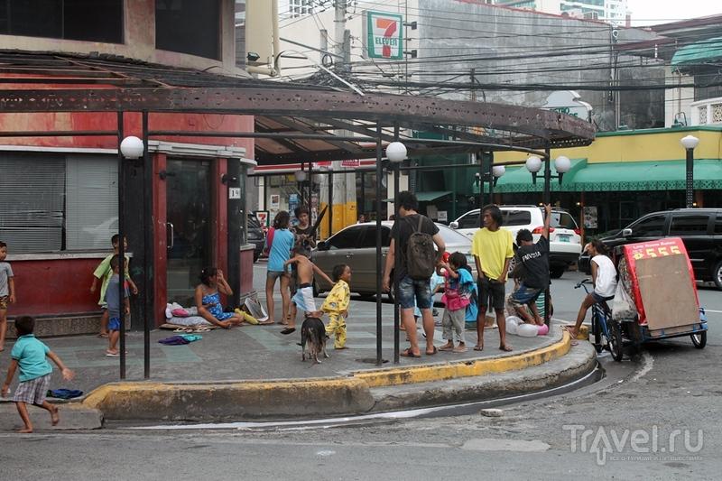 Манила - добро пожаловать на дно! / Филиппины