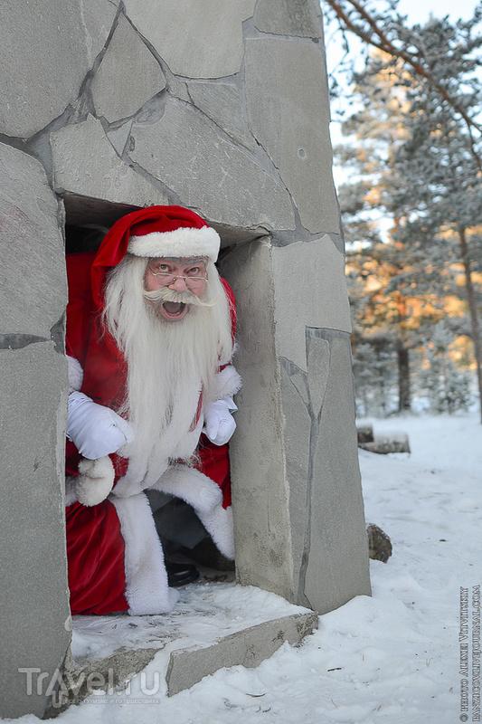 Winter Santa Games - Олимпийские игры Санта-Клаусов / Фото из Норвегии