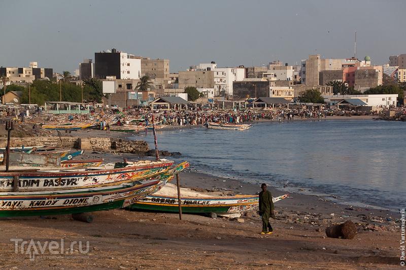 Сенегал и Гамбия. Дакар / Фото из Сенегала