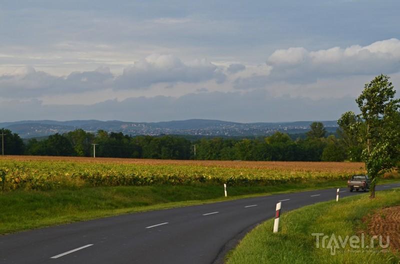 Венгерские велосипедные приключения / Фото из Венгрии