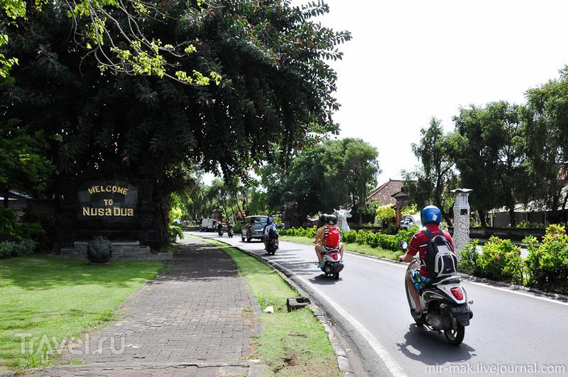 Нуса Дуа, Бали / Фото из Индонезии