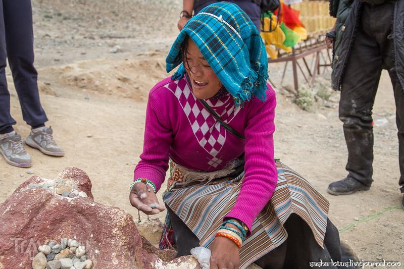 Тиртхапури - место силы в Западном Тибете / Фото из Китая