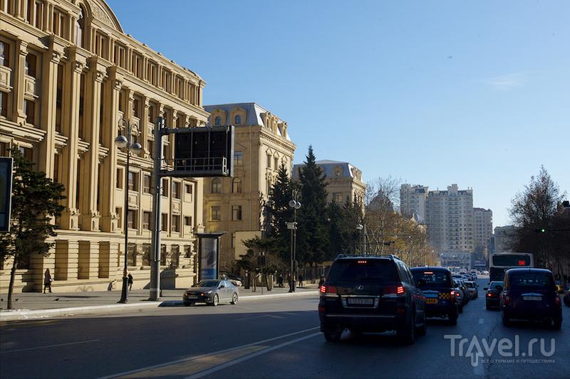 Широко шагает Азербайджан / Фото из Азербайджана