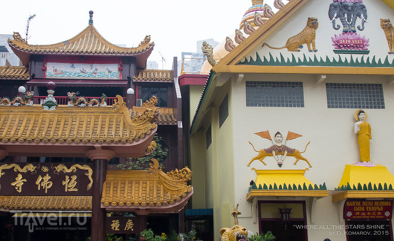 Из Сингапура с подробностями: Sentosa и другие / Сингапур