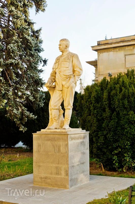 Музей Сталина в Гори / Грузия