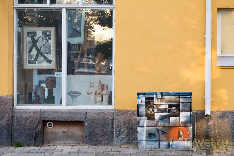 Турку: типичная Финляндия / Фото из Финляндии