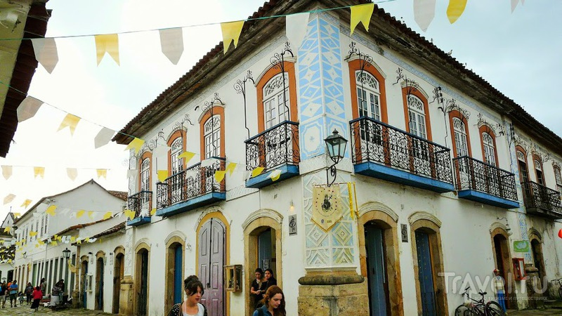 Бразильская колониальность. Парати / Фото из Бразилии