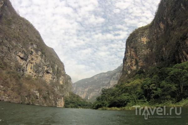Каньон Сумидеро. Чиапас, Мексика / Мексика