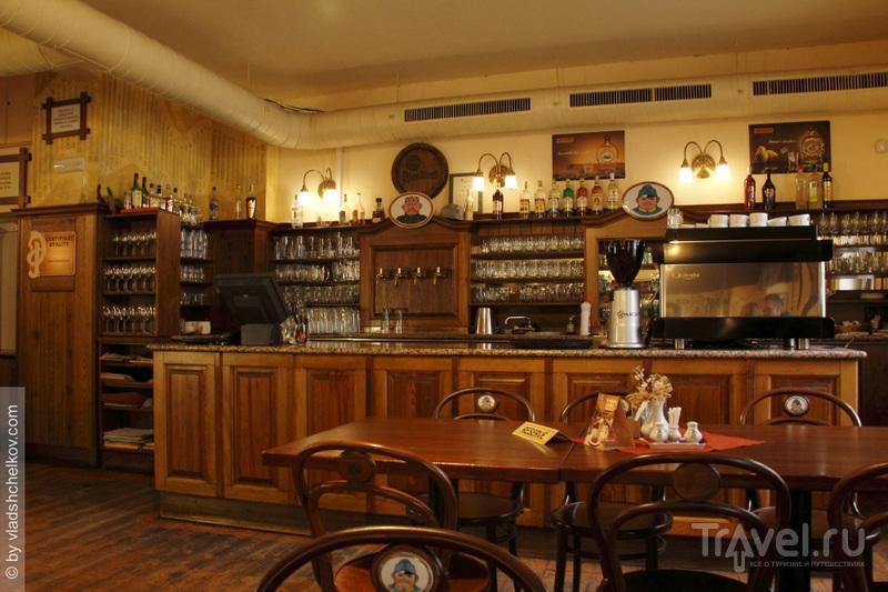 Ресторан Швейк У Пьетатржицатнику, Плзень / Чехия