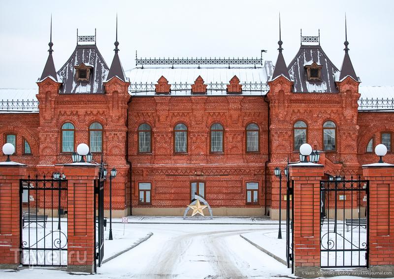 Вредный город / Россия