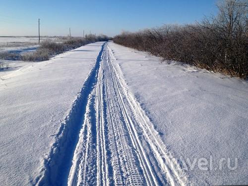 Новогодние праздники в Зауралье / Россия