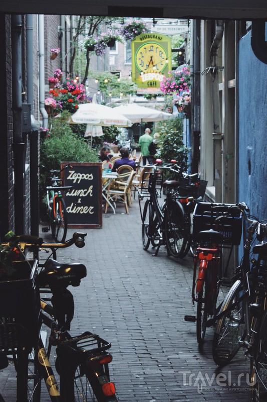 18 часов в Амстердаме / Нидерланды