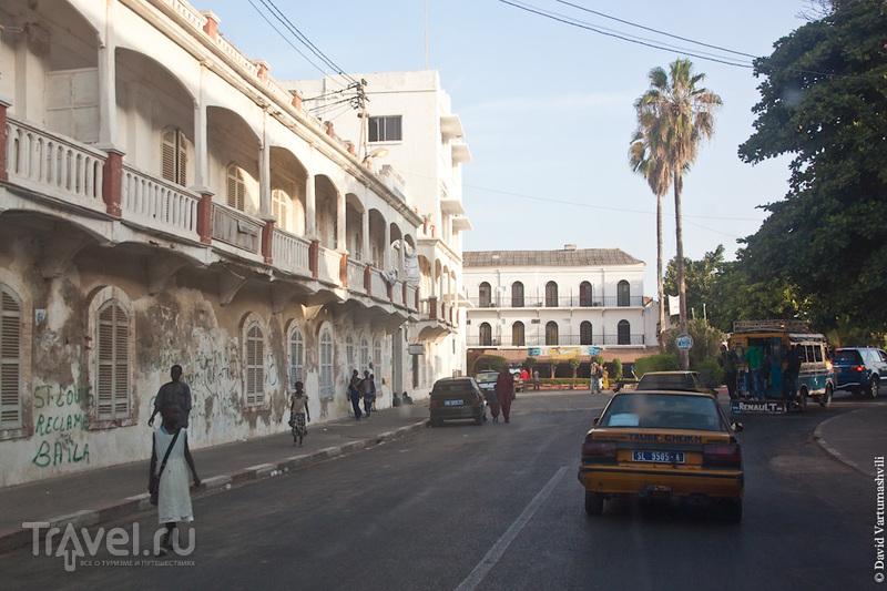 Сен-Луи / Фото из Сенегала