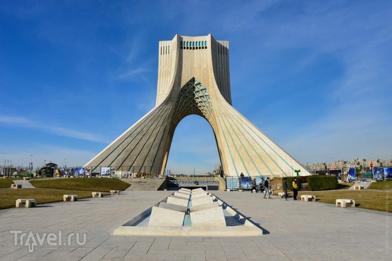 Современный Тегеран как наследие Исламской революции / Фото из Ирана