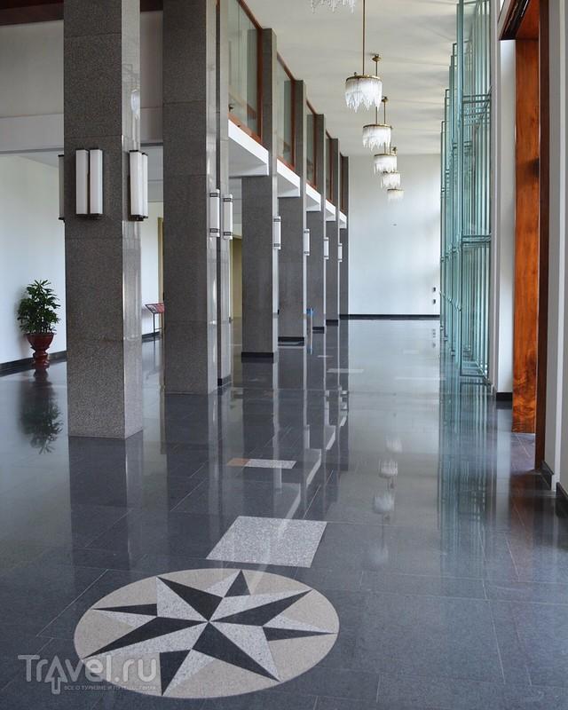 Резиденция президента Южного Вьетнама / Вьетнам