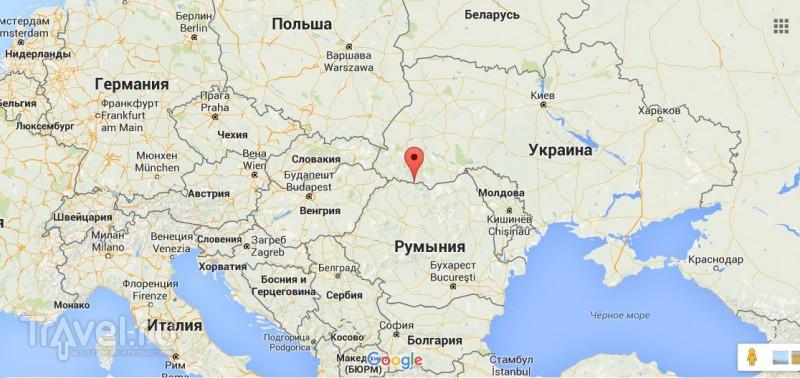 Где находиться украина в европе