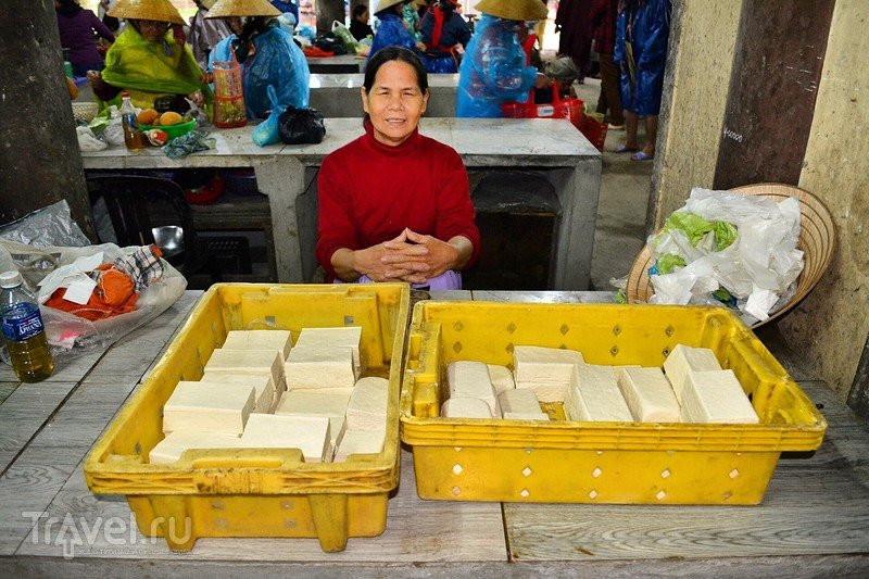 Прогулка по вьетнамскому рынку / Вьетнам