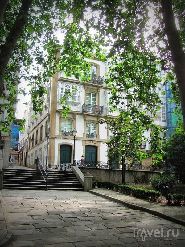 Ла-Корунья. На краю света / Фото из Испании