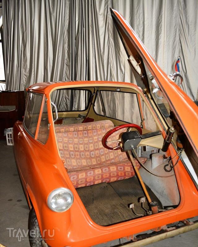 Музей ретроавтомобилей, Москва: на заре автомобилестроения / Россия