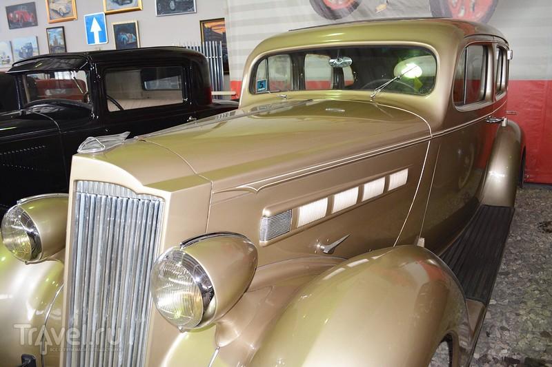 Музей ретроавтомобилей в Москве / Россия