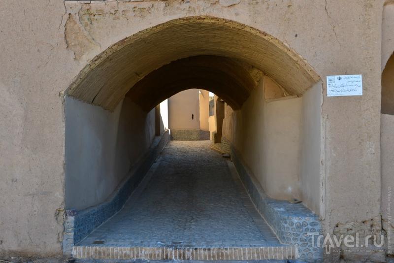 Иранский город-призрак / Фото из Ирана
