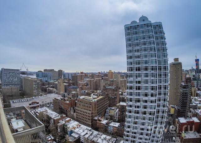 Крыши NYC / США
