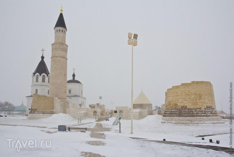 Болгарская метель / Фото из России