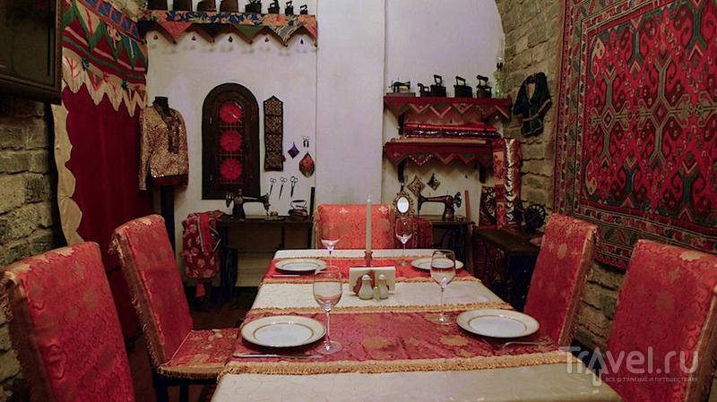 Бакинская любовь Бунина / Азербайджан