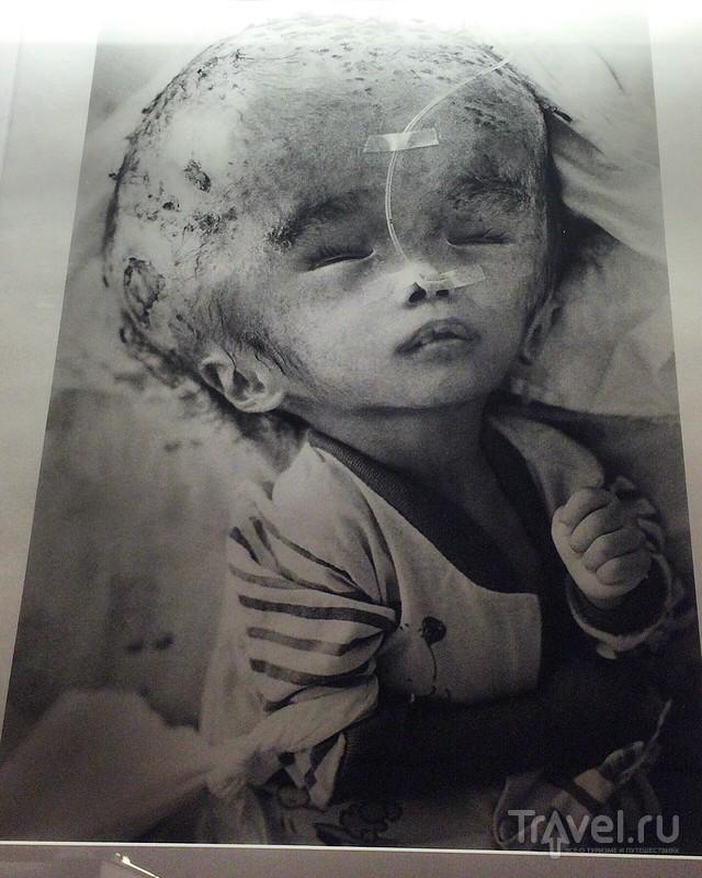 Музей жертв войны... Хошимин, Вьетнам / Вьетнам