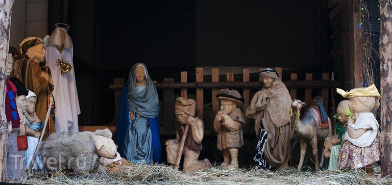Рождество во Львове / Украина