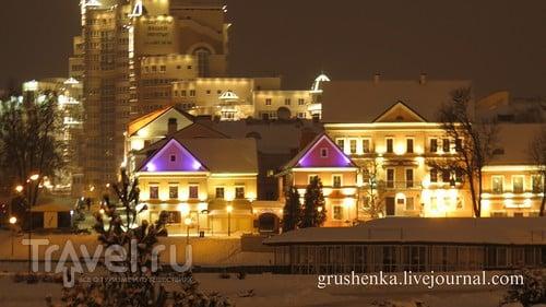 Минск, здравствуй и прощай! / Белоруссия
