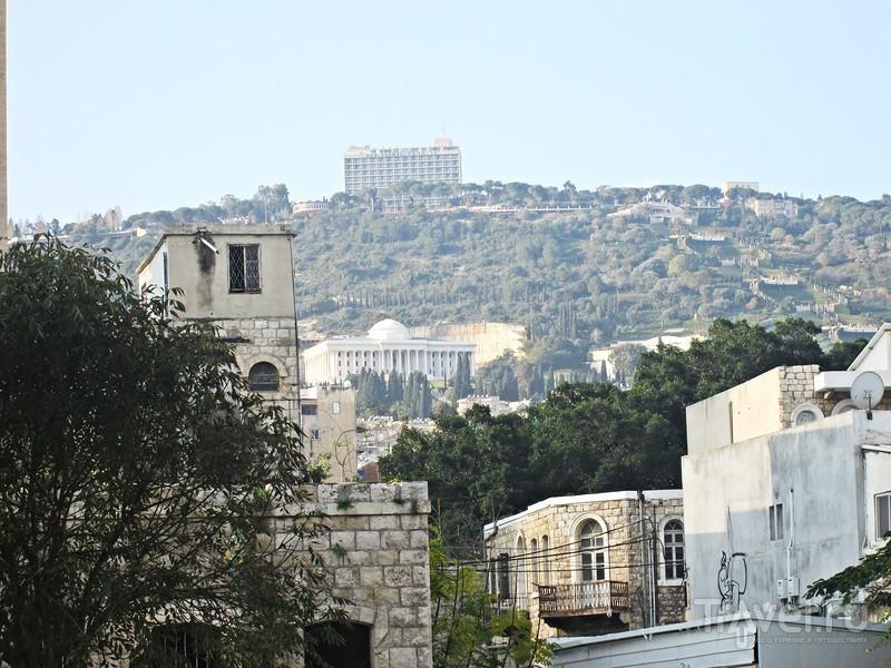 Хайфа. Нижний город. Между вади Салиб и Германской колонией / Израиль