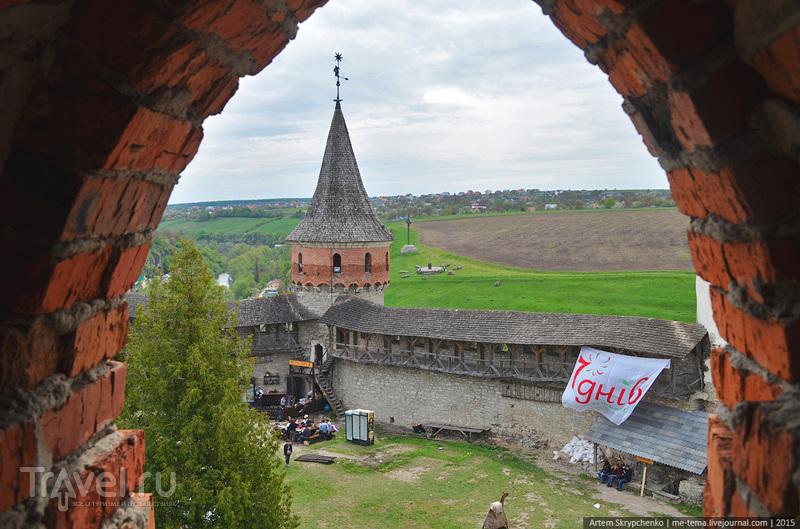 Каменец-Подольская крепость: главный туристический пшик города / Фото с Украины