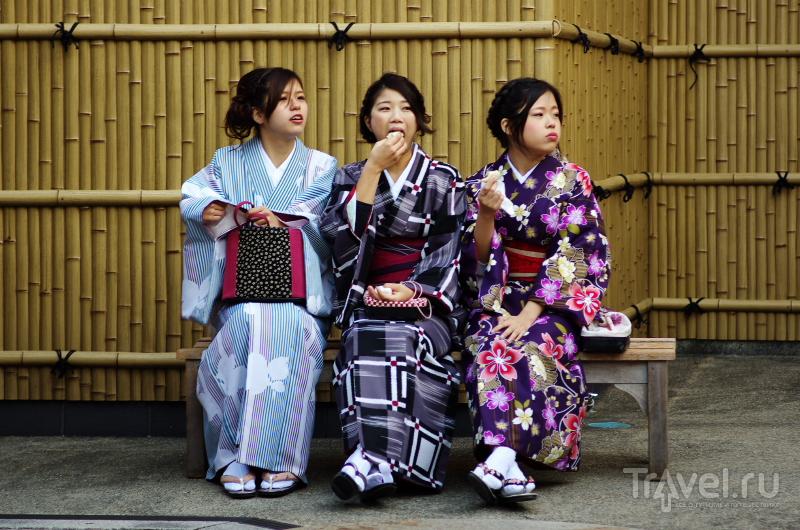 Япония, критичный взгляд / Япония