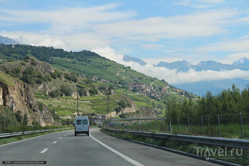 Швейцарский трип. Горнерграт / Фото из Швейцарии