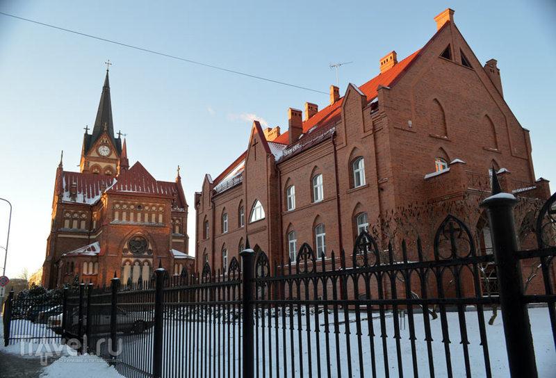 Елгава новогодняя / Латвия