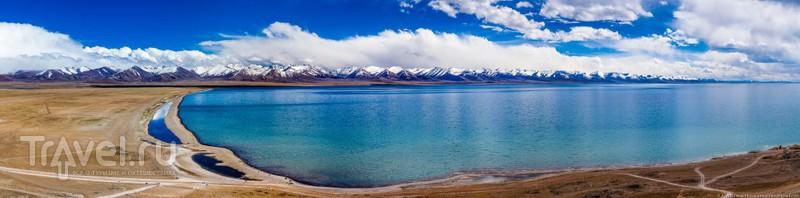 Тибет. Панорамное / Фото из Китая