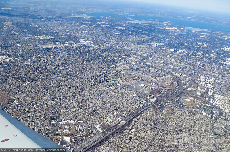 Взлеты и посадки в Америке / Фото из США